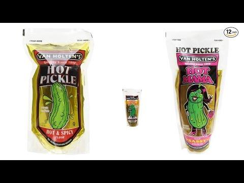 Top 5 Best Van Holten Pickles  Reveiws 2016 Best Dill Pickles