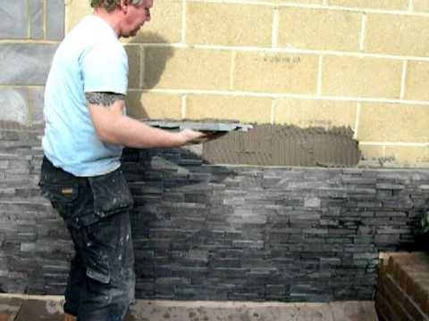 Martin Installing Norstone Rock Panels