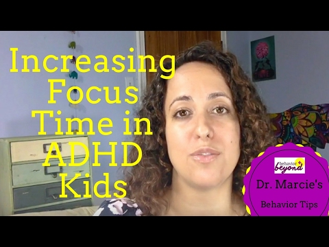 ADHD: How to Help Your Kid Focus (Step by Step Tips)