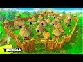 Download Video Download Building A Wall Around My Town! (Dawn of Man #3) 3GP MP4 FLV
