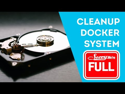 What's eating my disk?! Clean up your Docker system