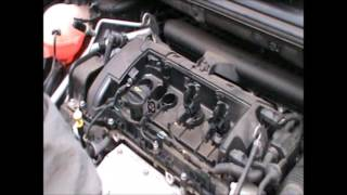 Peugeot 308 P1337 Fault Code & Ignition Coil Replace P1338