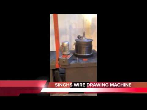 SINGHS INDUSTRIES Wire Drawing Machine +91-9888220007