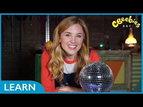 CBeebies | Do You Know? | How A Disco Ball Works