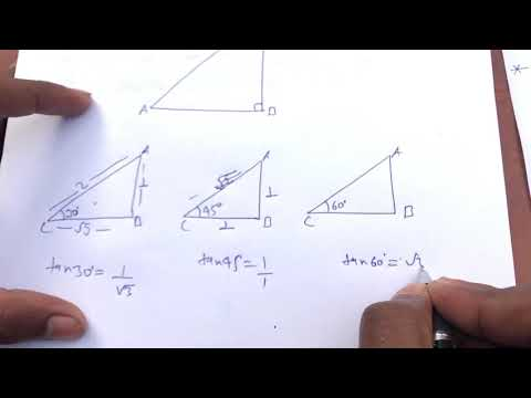 Height and Distance Ki 3 Simple Tricks - Question 2