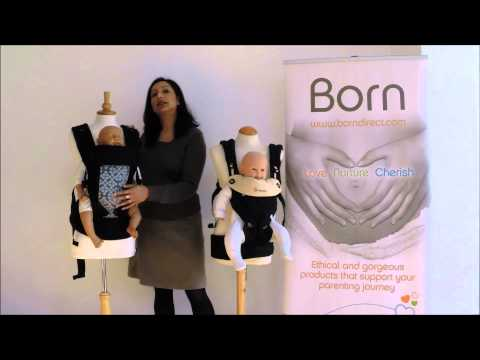 Ergobaby 360 and Beco Gemini Baby Carriers -  The Main Differences