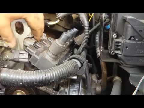 2004-2011 Mazda RX-8: Ignition coil/spark plug/spark plug wire replacement