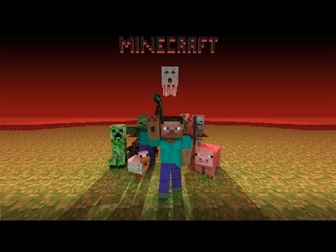 Minecraft: PE Multiplayer Survival Part 1 0.8.1