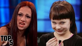 Top 5 Craziest People On The Dr. Phil Show