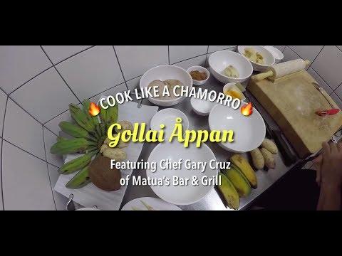 #instaGuam: Cook Like a Chamorro - Gollai Åppan