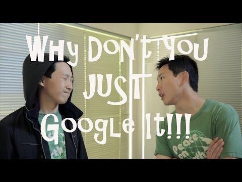 Just Google It Yourself! | BeatTheBush