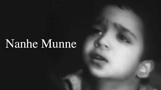 Nanhe Munne (1952) Hindi Full Movie |  Datta Dharmadhikari | Hindi Classic Movies