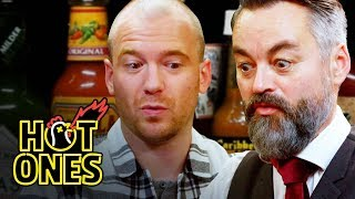 Download Chili Klaus Faces the Most Extreme Hot Ones Ever Video