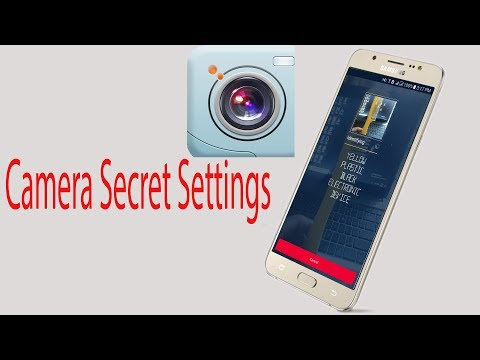 A Secret Settings of Camera Image Recognition App Android CamFind