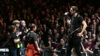 """Ben Invites Kids Onstage & Diary of Jane"" Breaking Benjamin@State College, PA 1/17/18"