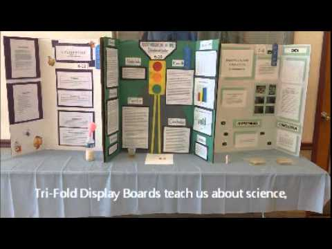 The Hillel Minute (Tri-Fold Display Boards)