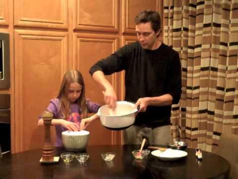 The Un-Gluten Guy makes Gluten Free Caesar Salad