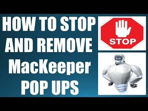 HOW TO BLOCK || STOP || REMOVE || MACKEEPER POP UPS ADS