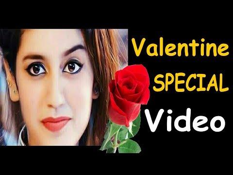 HaPpY Valentines Day  Priya Prakash Varrier Technical Solution