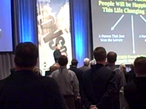 Tony Robbins at 2009 IEG Sponsorship Conference - Quick Clip