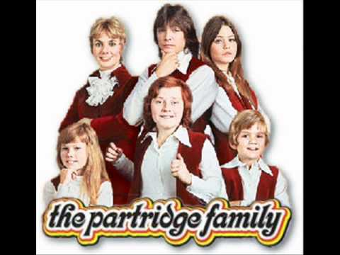 The Partridge Family (ft. David Cassidy) - Walking In The Rain