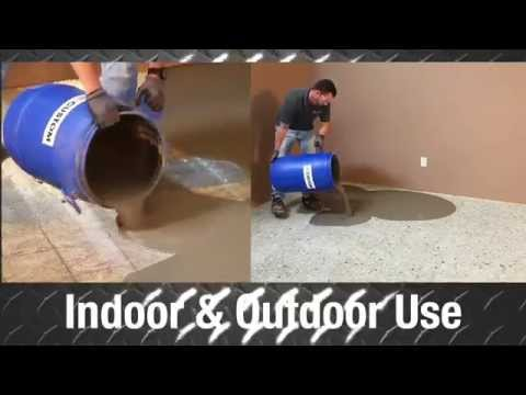 LevelQuik Rapid Setting Self Leveling Underlayment - The Home Depot
