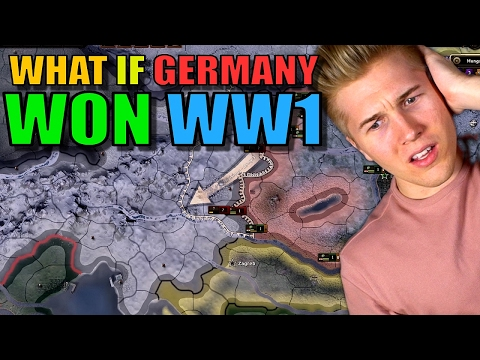 AUSTRIA VS HUNGARY!! | | Hearts of Iron 4: AI Only Gameplay