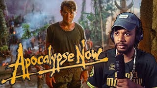 FILMMAKER MOVIE REACTION!! Apocalypse Now (1979) FIRST TIME REACTION!!