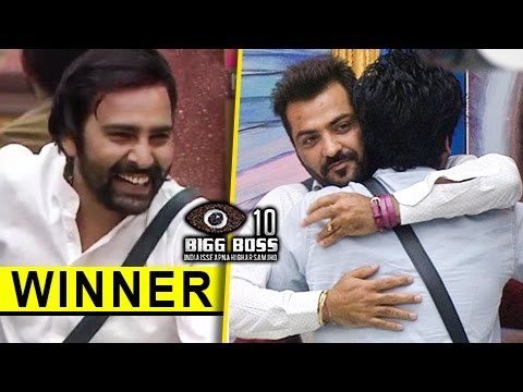 Bigg Boss 10   Manveer Gurjar Won The  TICKET TO FINALE