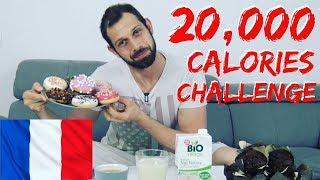 20,000 Calories Challenge (france)
