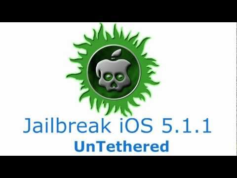How to Jailbreak the iPad 3, iPhone 4S, iPad 2, w/ Absinthe 2.0 iOS 5.1.1 Untethered Jailbreak