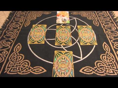 Tarot Lesson: Barbara Moore's General Spread (Tarot Spread Essentials)