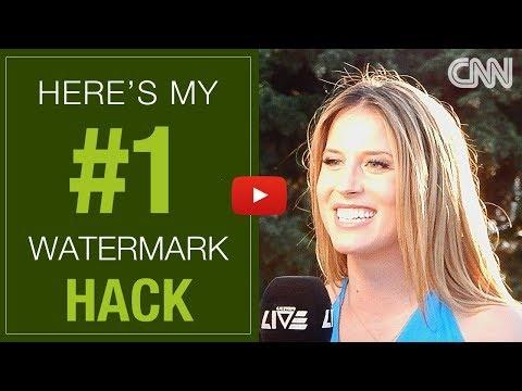 My #1 Watermarking Hack