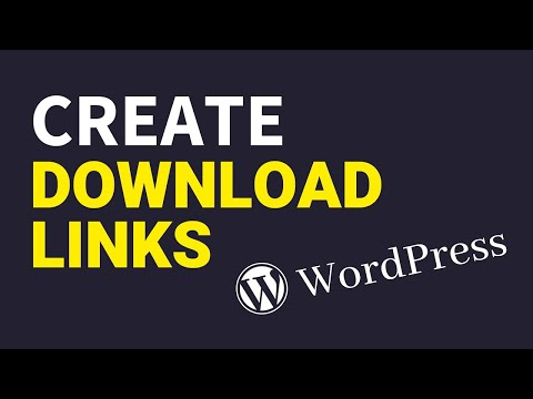 How to Create a Download Link in WordPress (Download Files)