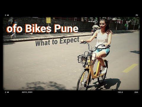 ofo bikes in Pune