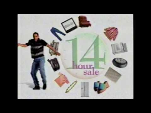 Wards - 14 Hour Sale - Commercial   1998