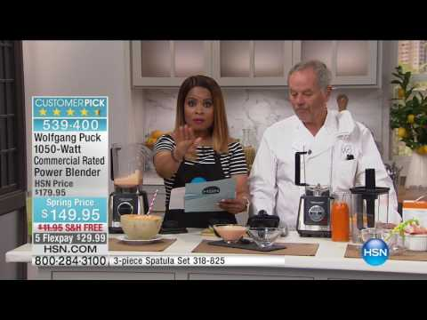 HSN   Chef Wolfgang Puck 04.02.2017 - 03 PM