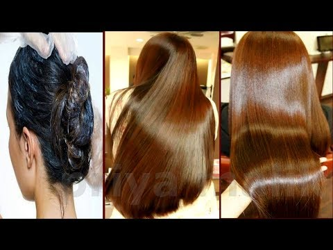 Use this & Color Your Hair BROWN Naturally At Home - Without Coffee-Get Silky Shiny Hair-Priya Malik