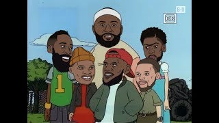 """The NBA x """"Recess"""" Parody Is Perfect 🔥"""