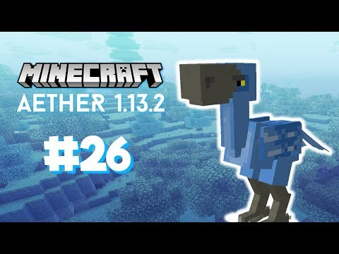 Minecraft Aether 1.3.2 - #26 - Adventure Calls!