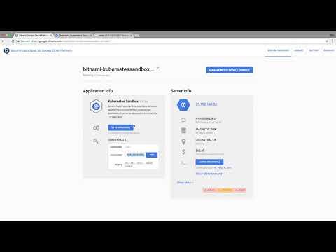 Bitnami Kubernetes Sandbox- A Complete Kubernetes Environment