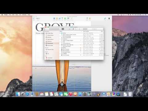 How to Convert a Pages Document to a Word Document