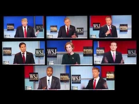 GOP Debate Study