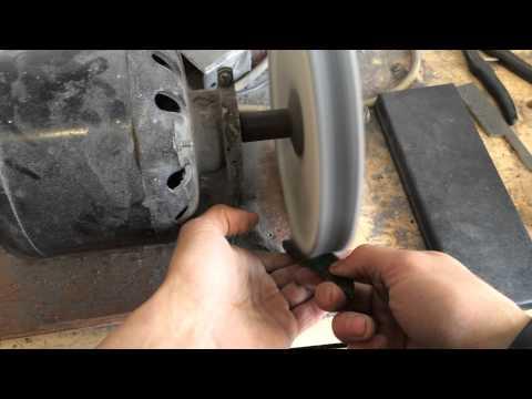 How to Buff Stabilized Wood POV | Finishing Straight Razor Scales | Portland Razor Co.