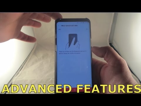 Samsung Galaxy S8/S8+ | 17 Advanced Features