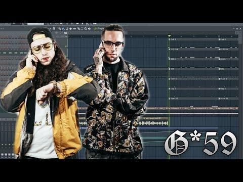 FL Studio 12 - $UICIDEBOY$ / Dark Trap Type Beat Tutorial for Beginners + FLP