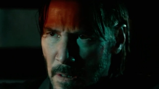 John Wick: Chapter 2 - Car Chase | official FIRST LOOK clip (2017) Keanu Reeves