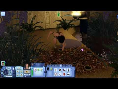 The Sims 3: Desafio da Ilha Deserta (Ep. 25) - Em busca da Relíquia da Vida...