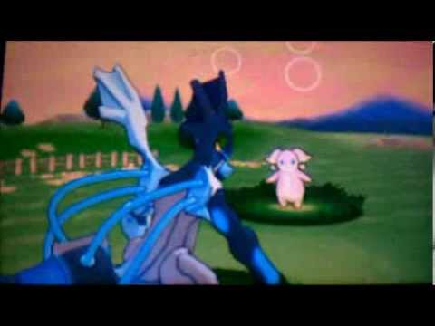 Pokemon X and Y How To Get Black/White Kyurem