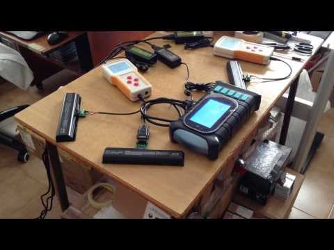 Laptop Battery Tester: Test of Charging with Batteries 5200mAh